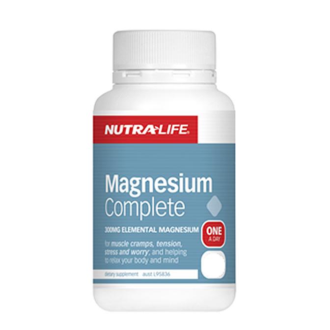 NutraLife - Magnesium Complete - 50 capsules