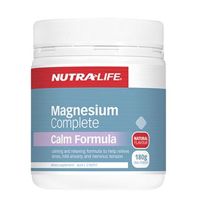 NutraLife - Magnesium Complete Calm Powder 180g
