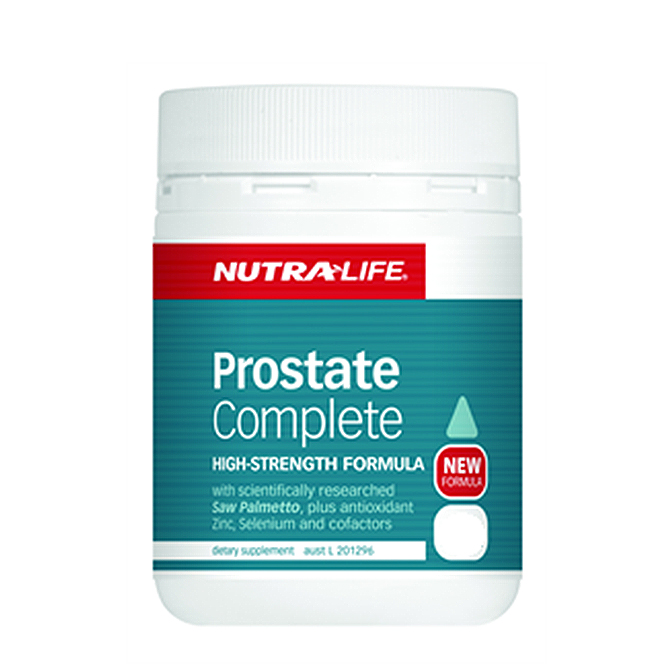 NutraLife - Prostate Complete - 100 capsules