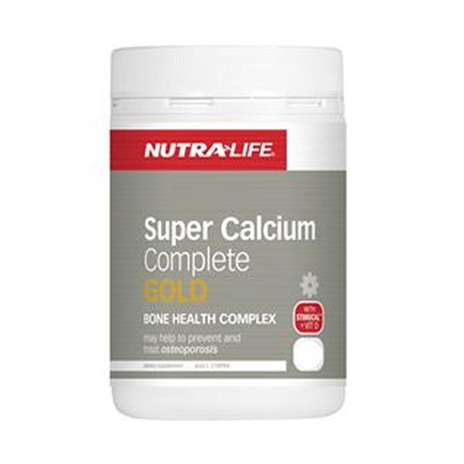 NutraLife - Super Calcium Complete Gold - 60 tablets