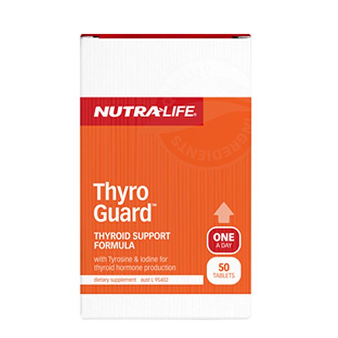 NutraLife - Thyroguard - 50 tablets