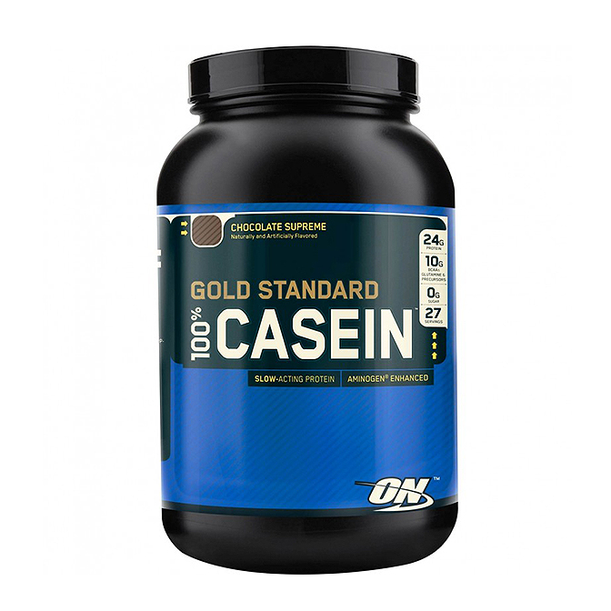 Optimum - Casein 900g (2lbs)