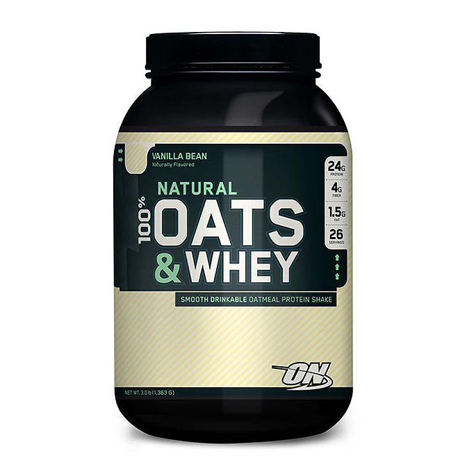 Optimum - Oats and Whey 1.36kg (3lb)