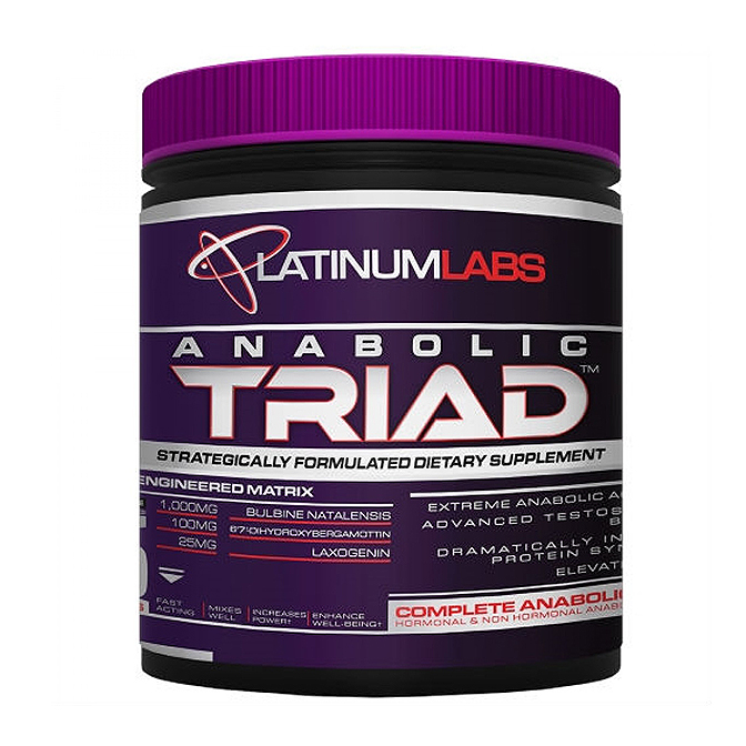 Platinum Labs - Anabolic Triad - 30servings