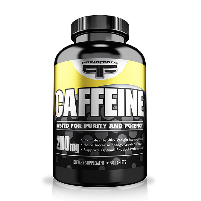 Primaforce - Caffeine 200mg