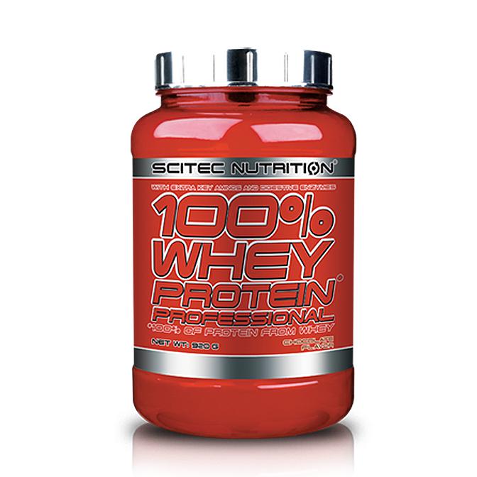 SCITEC – 100 Whey Protein – 920g