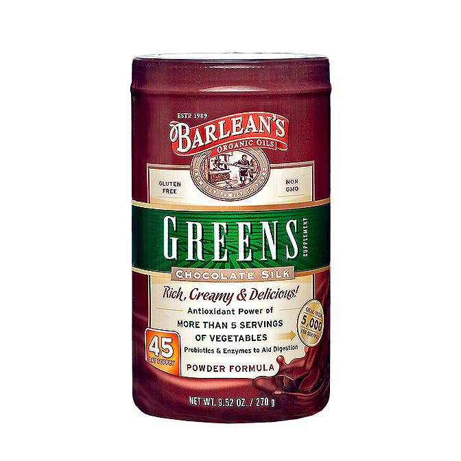 Barlean's - Greens 45 servings