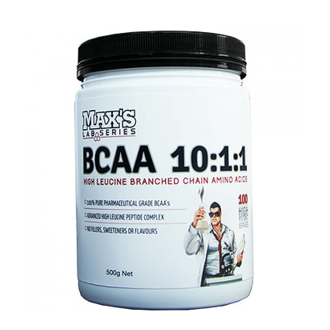 Max's Lab Series - BCAA 1011