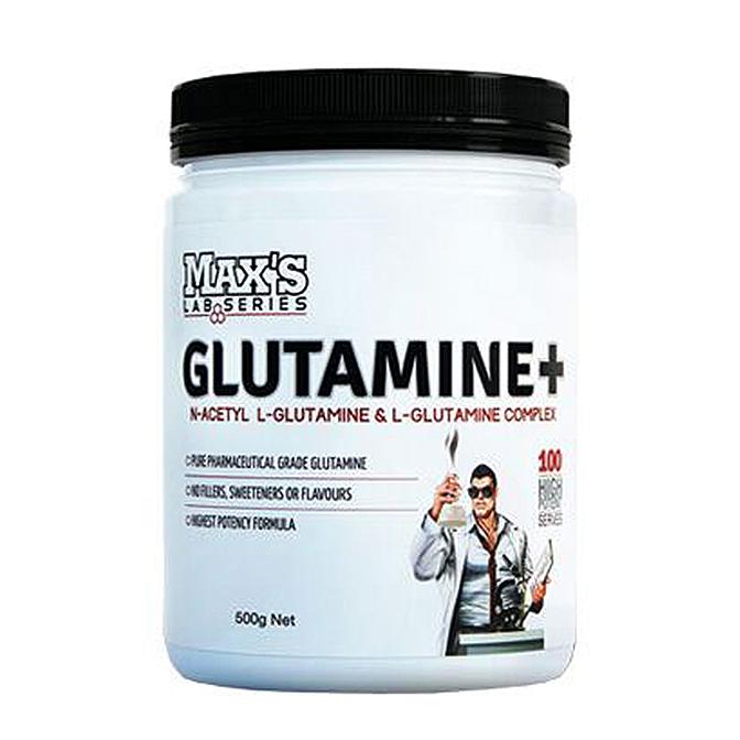 Max's Lab Series - Glutamine 500g