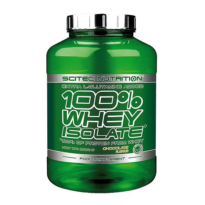 Scitec – 100 Whey Isolate 2kg