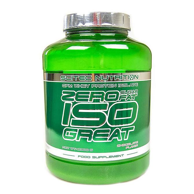 Scitec - Iso Great Zero Carb 2.3kg