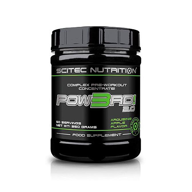 Scitec - Pow3rd 2.0 - 50 servings
