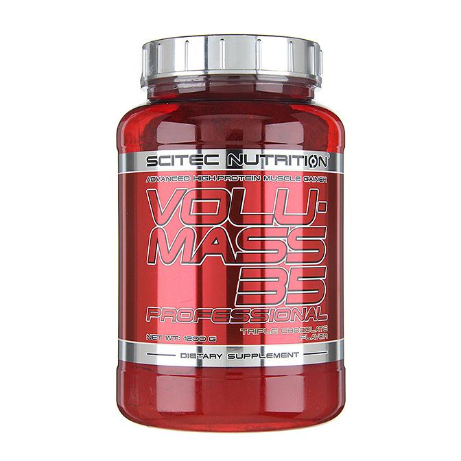 Scitec - Volumass 35 Professional 1.2kg