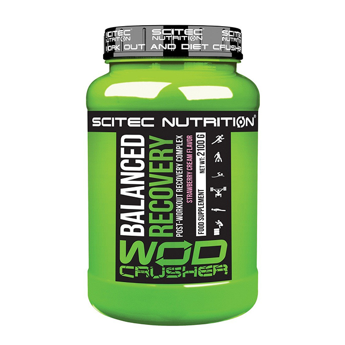 Scitec - WOD Crusher Recovery 2.1kg