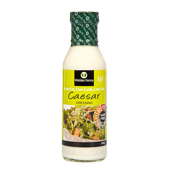 Walden Farms - 'Guilt Free' Caesar Salad Dressing