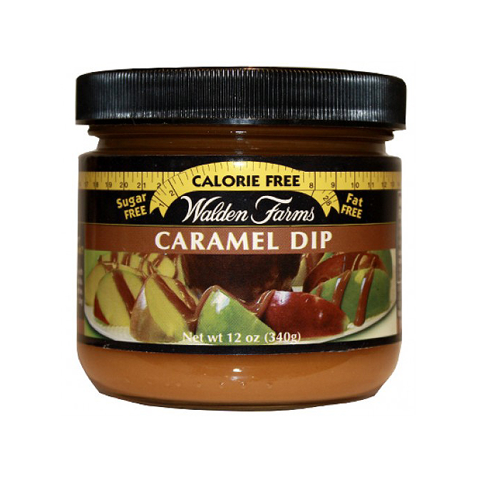 Walden Farms - 'Guilt Free' Caramel Dip