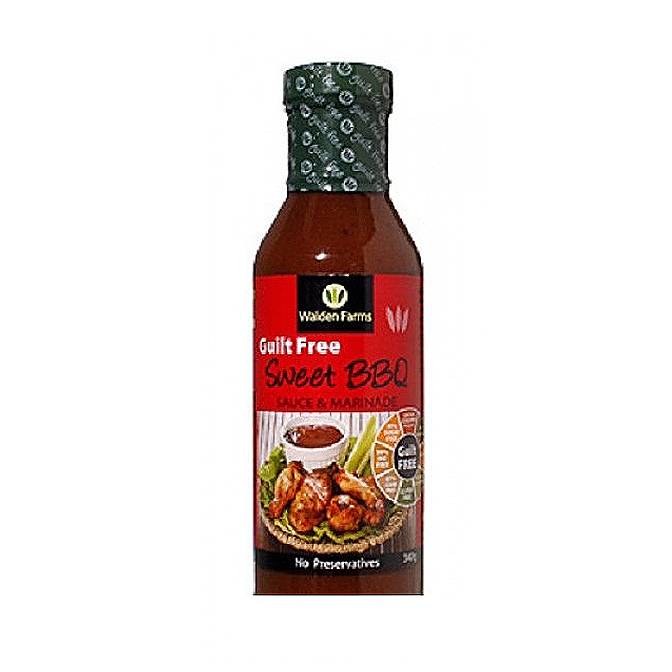 Walden Farms - 'Guilt Free' Sweet BBQ Sauce & Marinade