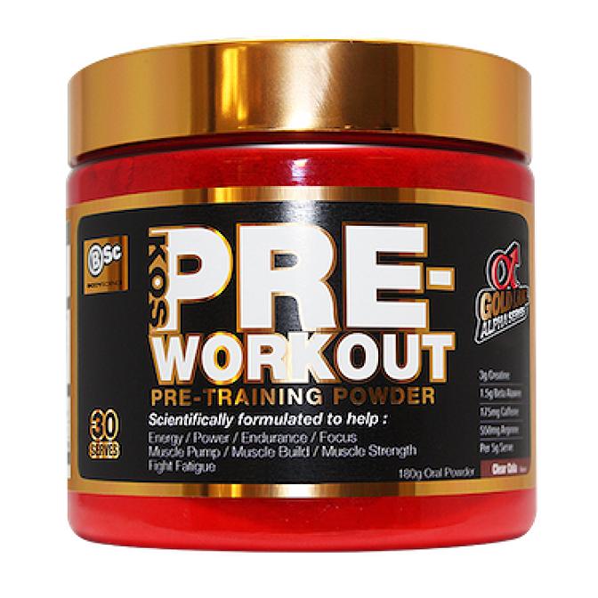 BSC - KOS Pre-Workout 30servings