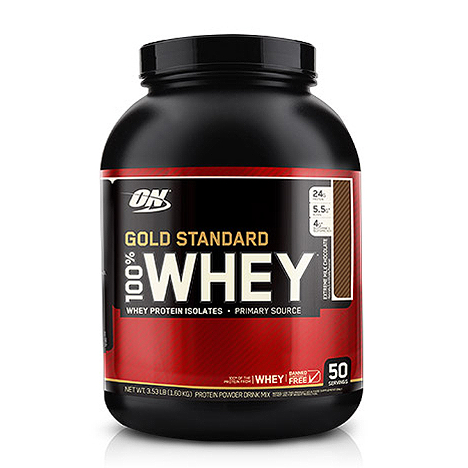Optimum - Gold Standard 1.58kg (3.47lbs)