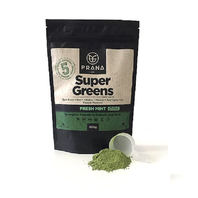 prana greens 200