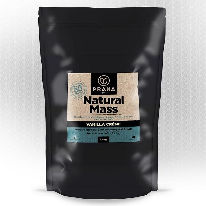 prana natural mass