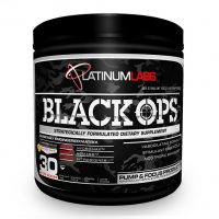 Platinum Labs - Black Ops - 30 serves