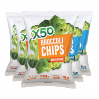 X50 – Broccoli Chips 40g