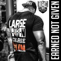 Mens BCV Large and Incharge Tee
