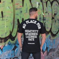 Mens Adonis No Place for Tee