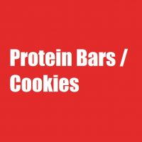 Protein Bars / Cookies