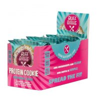 Buff bake protein cookie box supplements morningside