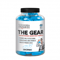 Maxs Lab The Gear Testosterone Booster Supplements Morningside