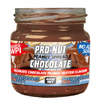 international protein pro nut peanut chocolate spread supplement morningside