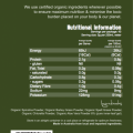 good mix Pondwater nutrition facts