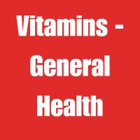 Vitamins - General Health