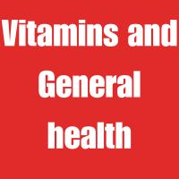 Vitamins and General health