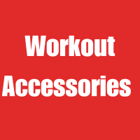 Workout Accessories E.g. Gloves, belts, straps, chalk, etc