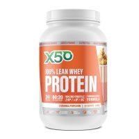 X50 - 100% Lean Whey 1.05kg