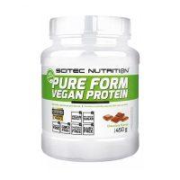 Scitec - Pure Form Vegan Protein 450G