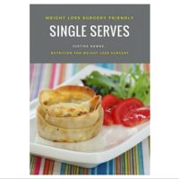 nutrition for wls single serves book